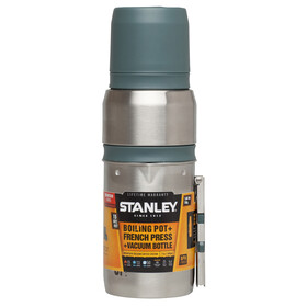 Stanley Mountain Drinkfles 500ml grijs/zilver
